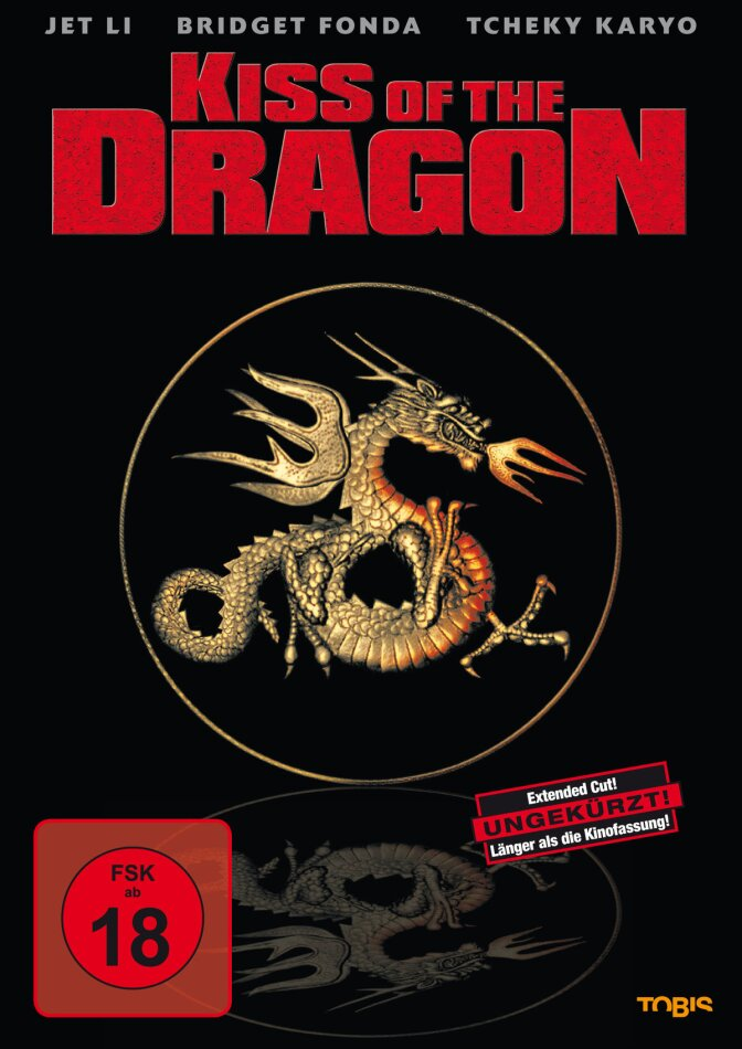 Kiss of the Dragon - Jet Li (2001) (Extended Cut)
