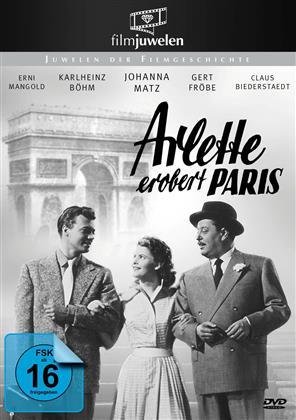 Arlette erobert Paris (1953) (Filmjuwelen, s/w)