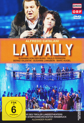 Tiroler Symphonieorchester Innsbruck & Rumpf - Catalani - La Wally (2013)