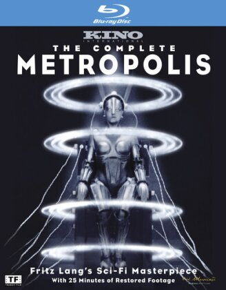 Metropolis - The Complete Metropolis (1927) (Limited Edition)