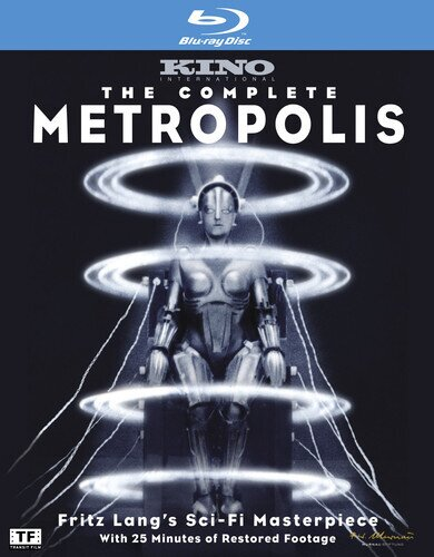 Metropolis - The Complete Metropolis (1927) (Limited Edition)