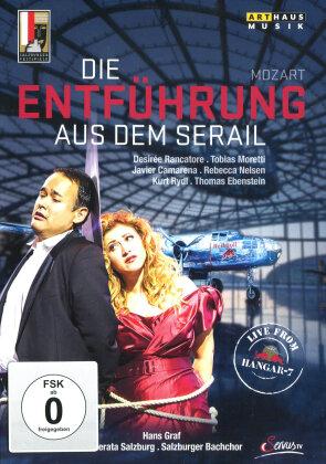Camerata Salzburg, Hans Graf, … - Mozart - Die Entführung aus dem Serail (Salzburger Festspiele, Arthaus Musik)