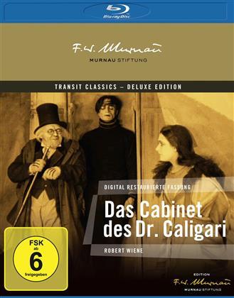 Das Cabinet des Dr. Caligari (1920) (s/w)