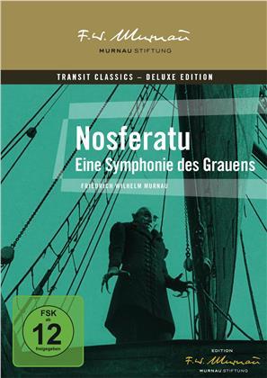 Nosferatu - Eine Symphonie des Grauens - (F.W. Murnau -Transit Classics - Deluxe Edition) (1922) (s/w)