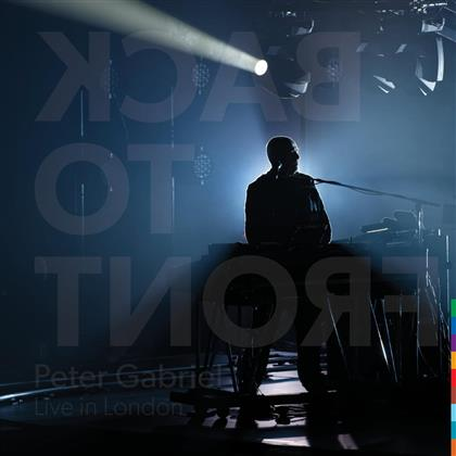Peter Gabriel - Back To Front - Live In London (Deluxe Edition, 2 DVDs + 2 CDs)