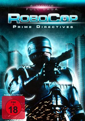 Robocop - Prime Directives - 4 Movie Full Saga (2 DVDs)
