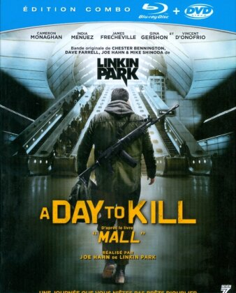 A Day to Kill (2014) (Blu-ray + DVD)