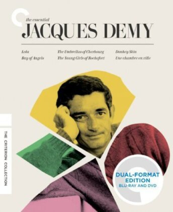 The Essential Jacques Demy (Criterion Collection, 6 Blu-rays + 3 DVDs)