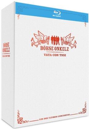 Böhse Onkelz - Vaya con tioz (3 Blu-rays)