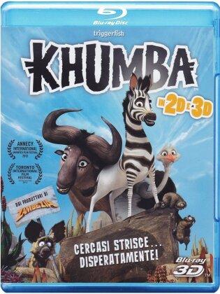 Khumba - Cercasi strisce...disperatamente! (2013)