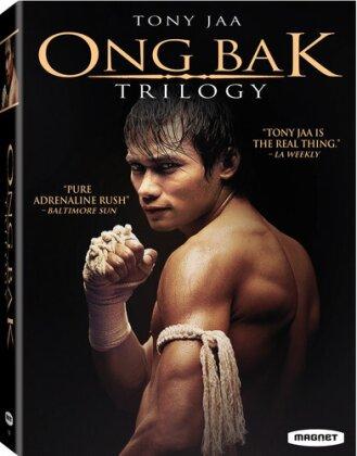 Ong Bak Trilogy (3 DVD)
