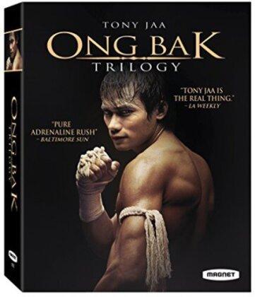 Ong Bak Trilogy (3 Blu-ray)