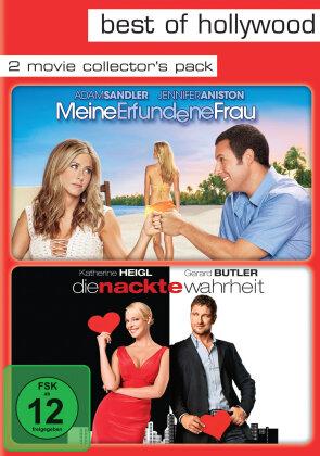 Meine erfundene / Frau Die nackte Wahrheit (Best of Hollywood, 2 Movie Collector's Pack, 2 DVDs)