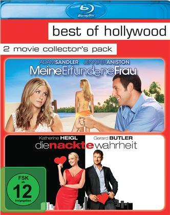 Meine erfundene Frau / Die nackte Wahrheit (Best of Hollywood, 2 Movie Collector's Pack, 2 Blu-rays)
