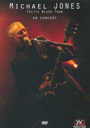 Michael Jones - Celtic Blues Tour - En concert