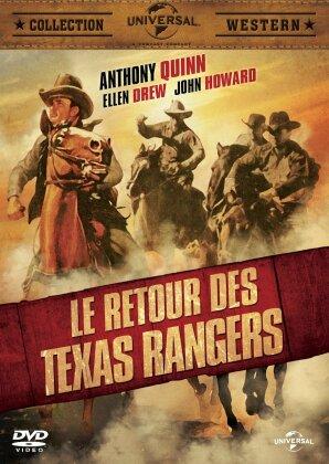 Le retour des Texas Rangers - (Collection Western) (1940)