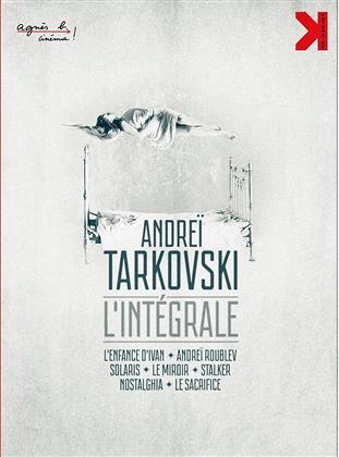 Andrei Tarkovski - L'intégrale (Agnès B, s/w, Restaurierte Fassung, 8 DVDs)