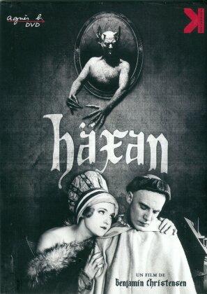 Häxan (1922) (s/w, Restaurierte Fassung, 2 DVDs)