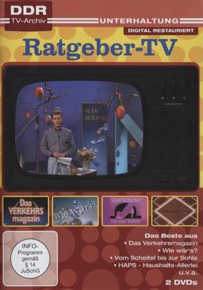 Ratgeber-TV (DDR TV-Archiv, 2 DVDs)