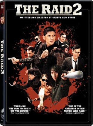 The Raid 2 (2014) (Unrated)