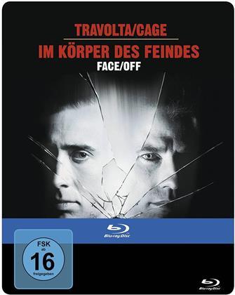 Im Körper des Feindes - Face Off (1997) (Limited Edition, Steelbook)