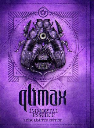 Various Artists - Qlimax 2013 - Immortal Essence (Blu-ray + DVD + CD)