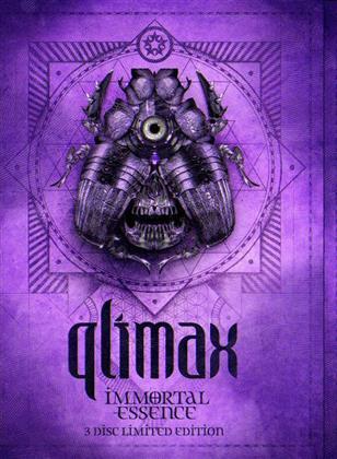 Various Artists - Qlimax 2013 - Immortal Essence (Blu-ray + DVD + CD)