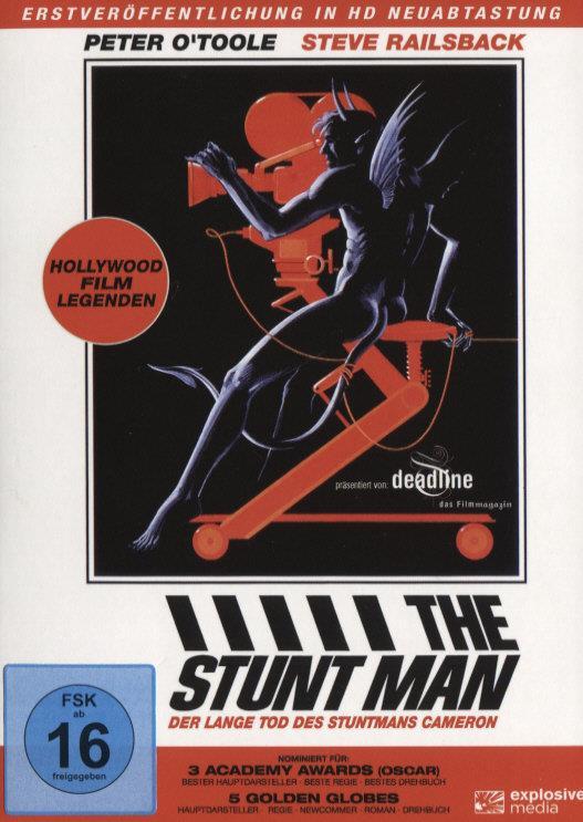 The Stunt Man - Der lange Tod des Stuntmans Cameron