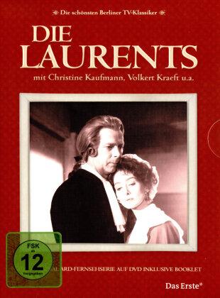 Die Laurents - (Die schönsten Berliner TV-Klassiker) (s/w, 4 DVDs)