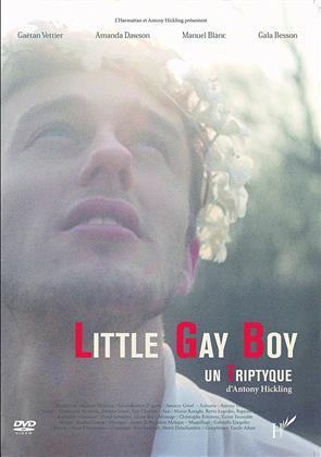 Little gay boy - un triptyque d'Antony Hickling (2013)