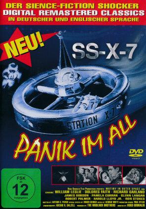 SSX-7 Panik im All