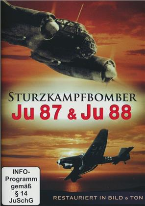 Sturzkampfbomber - Ju 87 & Ju 88