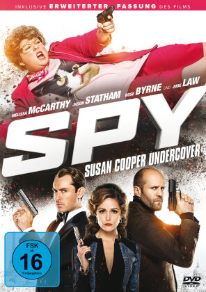 Spy - Susan Cooper Undercover (2015) (Extended Edition, Versione Cinema)