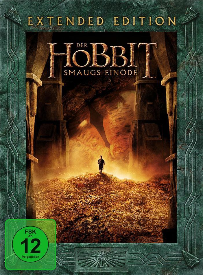 Der Hobbit 2 - Smaugs Einöde (2013) (Extended Edition, 5 DVDs)