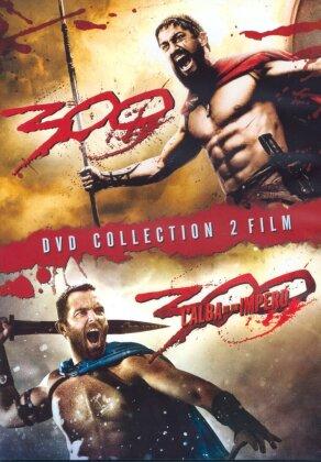 300 (2006) / 300 - L'alba di un impero (2013) (2 DVDs)