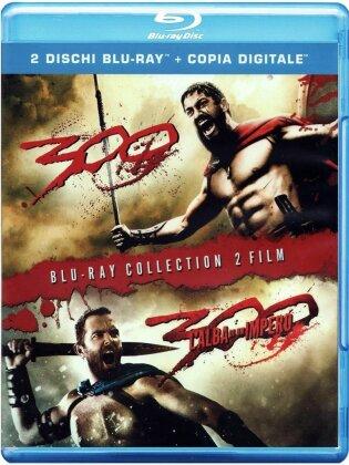 300 (2006) / 300 - L'alba di un impero (2013) (2 Blu-ray)