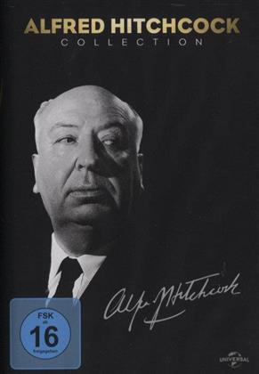 Alfred Hitchcock Collection (14 DVDs)