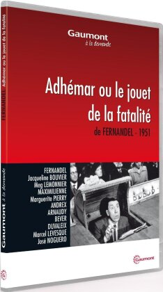 Adhémar ou le jouet de la fatalité (1951) (Collection Gaumont à la demande, s/w)