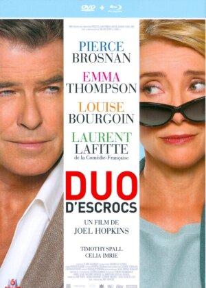 Duo d'escrocs (2013) (Blu-ray + DVD)