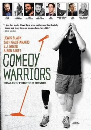 Comedy Warriors - Healing Through Humor