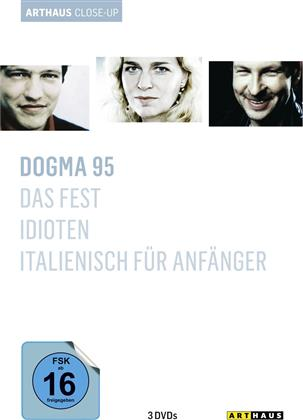 Dogma 95 (Arthaus Close-Up, 3 DVDs)