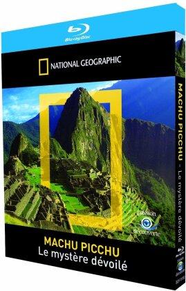 National Geographic - Machu Picchu - le mystère dévoilè (2009)
