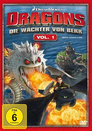 Dragons - Die Wächter von Berk - Staffel 2 - Vol. 1