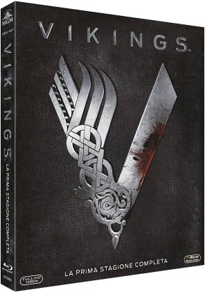 Vikings - Stagione 1 (3 Blu-ray)