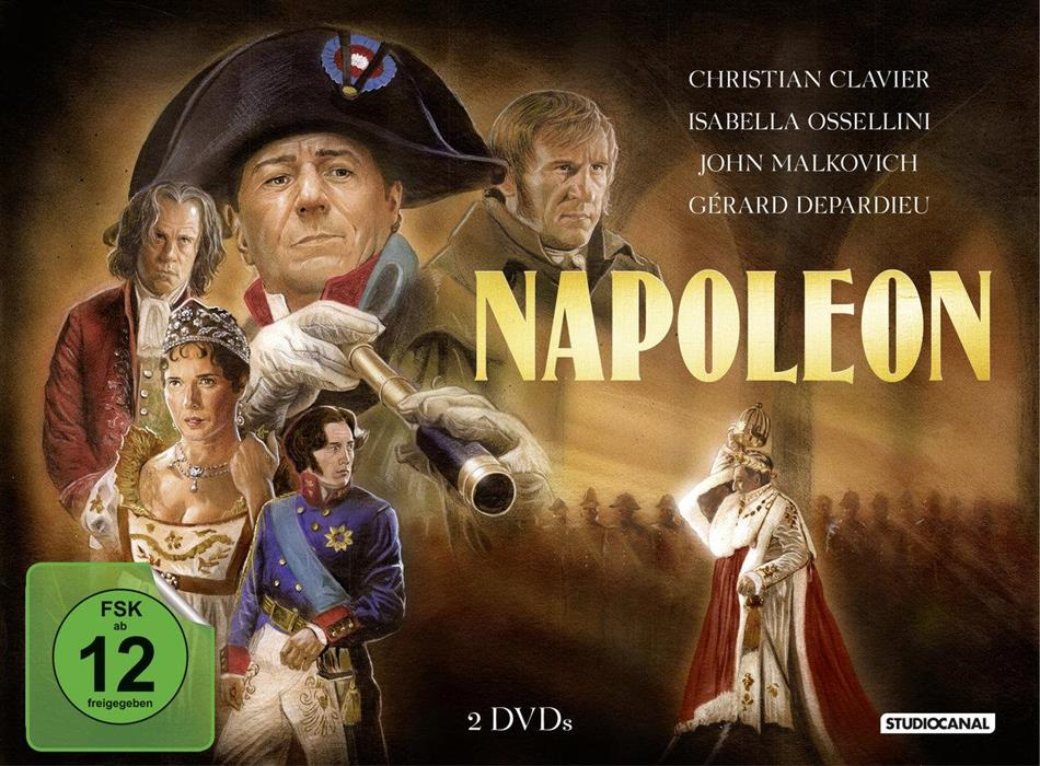 Napoleon (2002) (Special Edition, 2 DVDs)