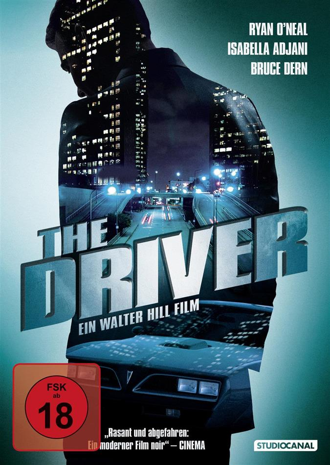 The Driver (1978) (Remastered)