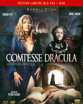Comtesse Dracula - Countess Dracula (1971) (Blu-ray + DVD)