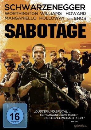 Sabotage - (FSK 16) (2014)