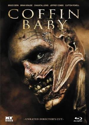 Coffin Baby (2013) (Director's Cut, Limited Edition, Mediabook, Uncut, Unrated, Blu-ray + DVD)