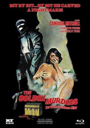 The Toolbox Murders - Der Bohrmaschinen Killer (1978) (Limited Edition, Mediabook, Blu-ray + DVD)